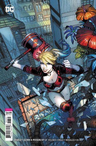 David Finch Variant (Harley Quinn)