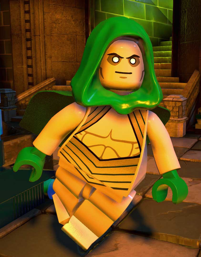 James Corrigan (Lego Batman)