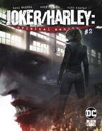 Joker Harley Criminal Sanity Vol 1 2