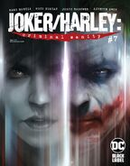 Joker Harley Criminal Sanity Vol 1 7