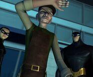 Key Beware the Batman 0001