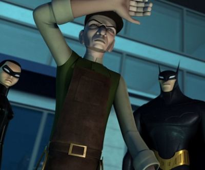 Key (Beware the Batman)