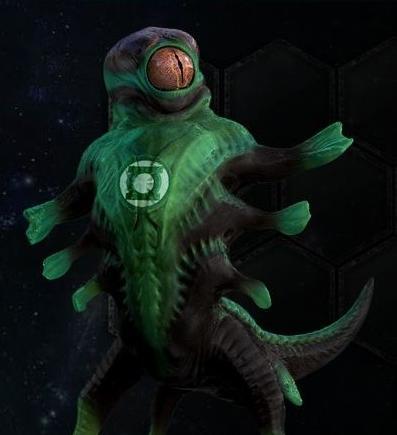 Larvox (Green Lantern Movie)