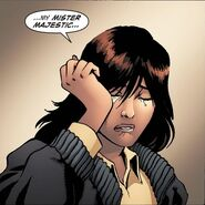 Lois Lane Smallville Chaos 0001