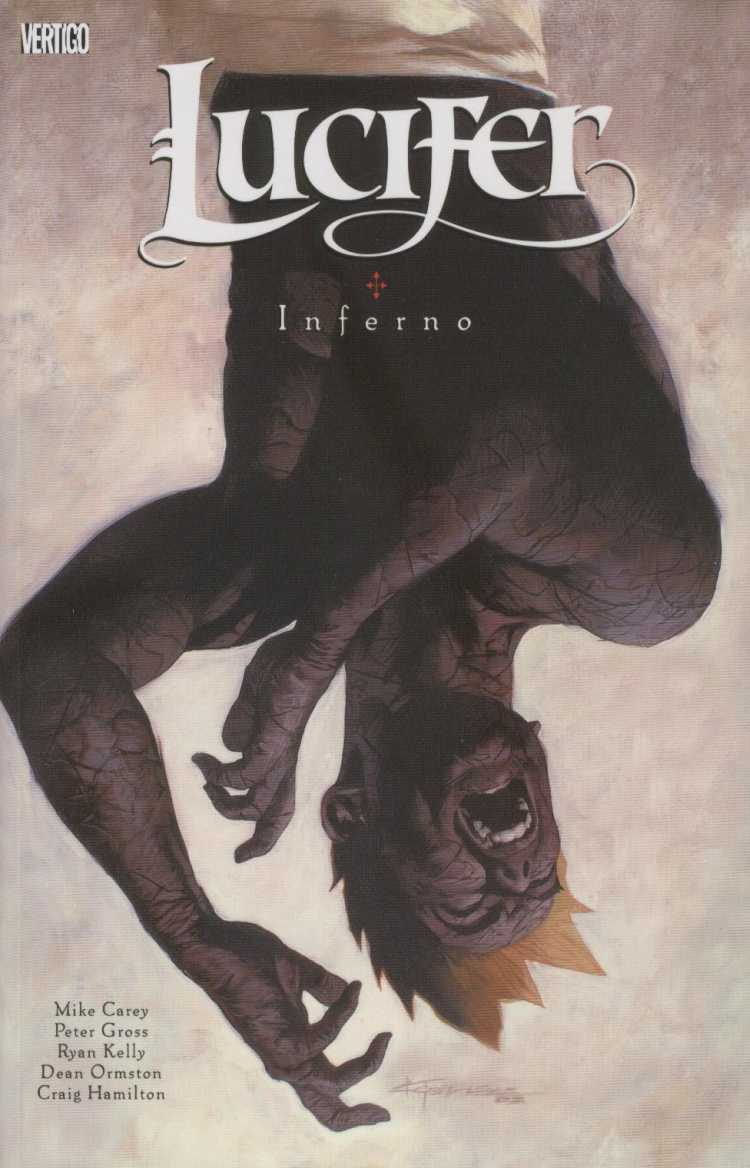 Lucifer: Inferno (Collected)