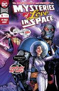 Mysteries of Love in Space Vol 1 1