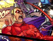 Red Arrow DCUO 0001