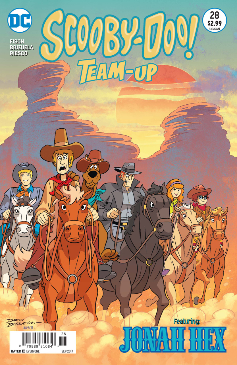 Scooby-Doo! Team-Up Vol 1 28