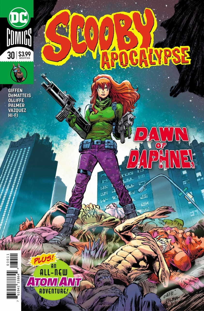 Scooby Apocalypse Vol 1 30