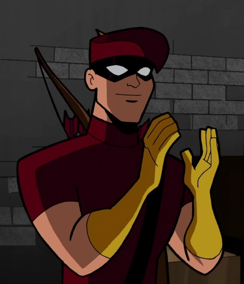 Roy Harper (The Brave and the Bold)
