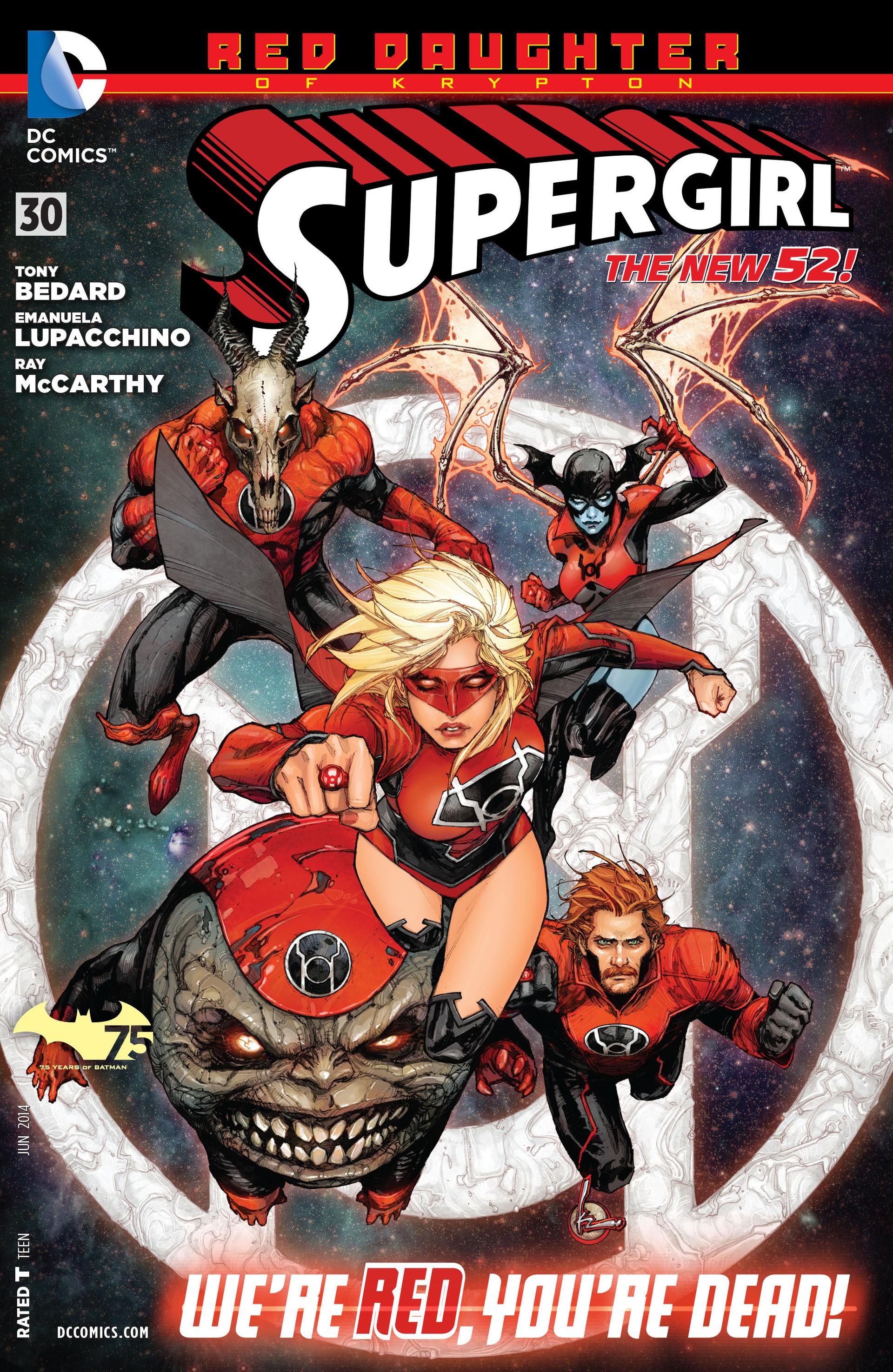 Supergirl Vol 6 30