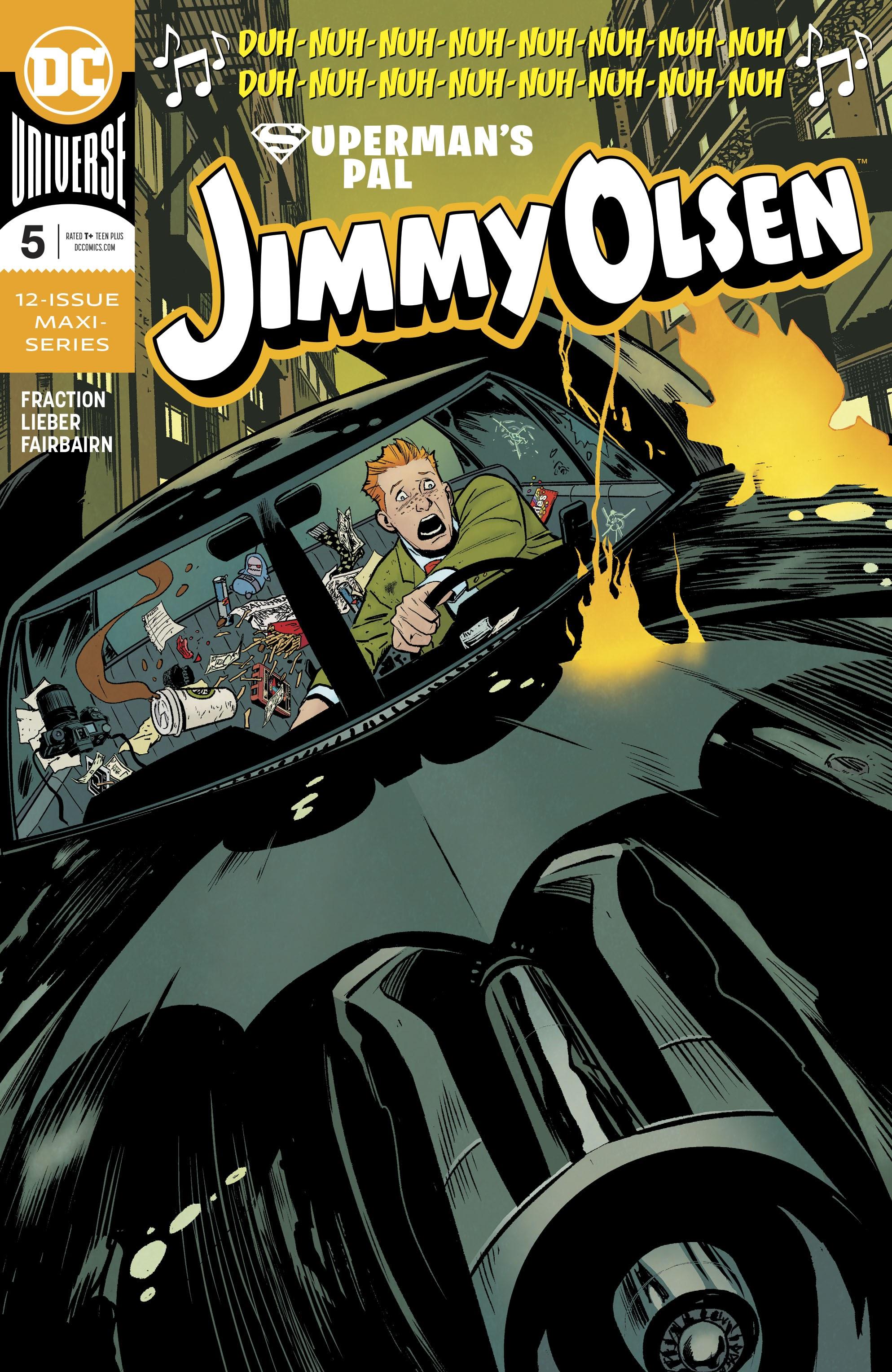 Superman's Pal, Jimmy Olsen Vol 2 5