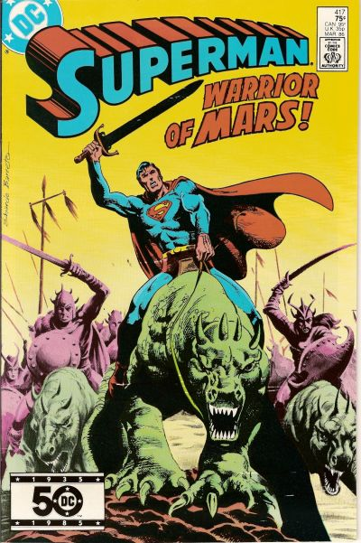 Superman Vol 1 417