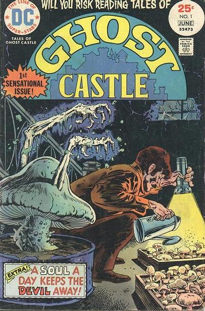 Tales of Ghost Castle Vol 1 1