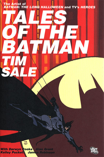 Tales of the Batman: Tim Sale (Collected)