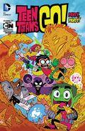 Teen Titans Go! Party Party