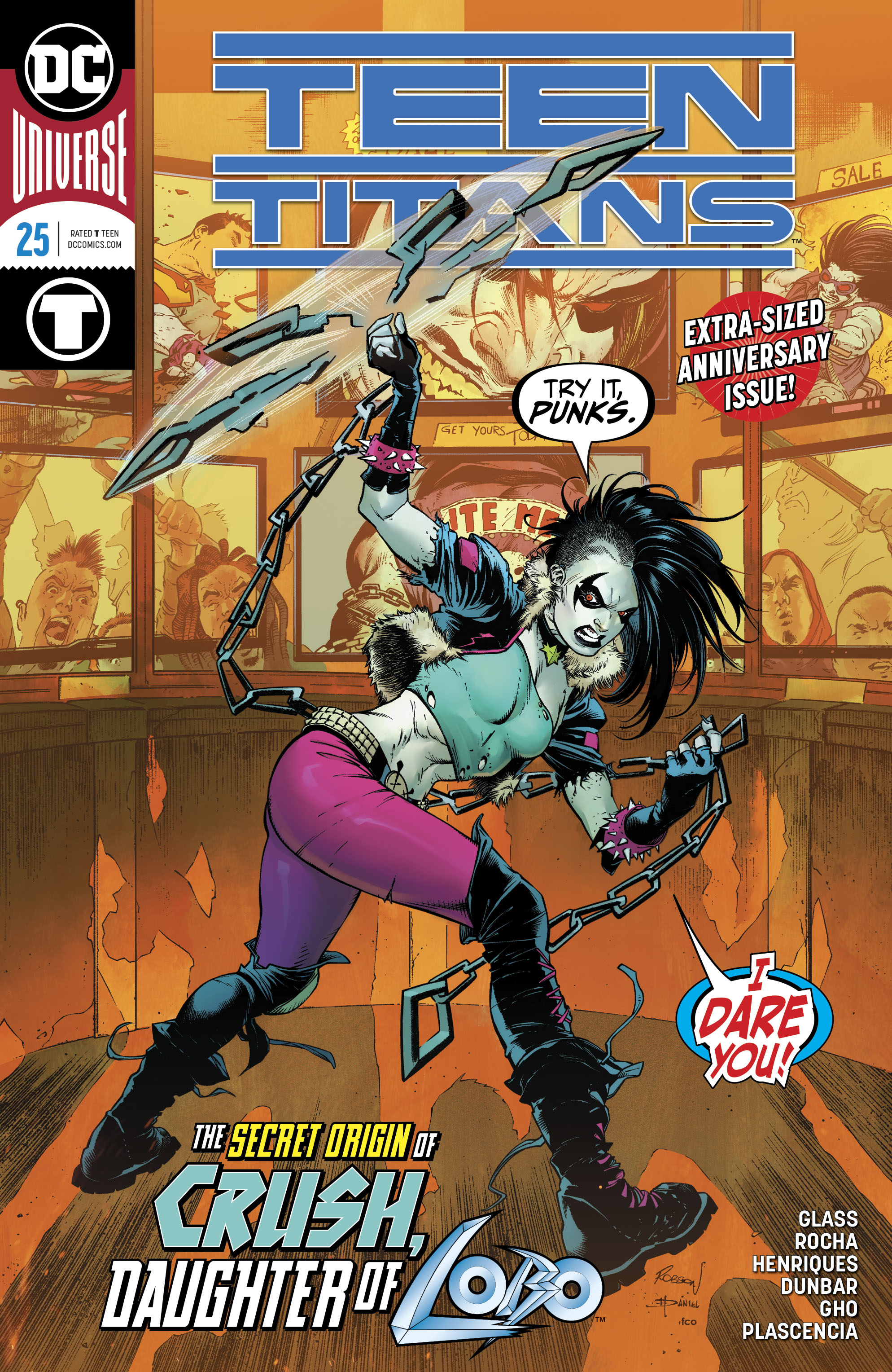 Teen Titans Vol 6 25