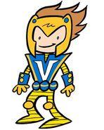 Vulcan Jr Tiny Titans