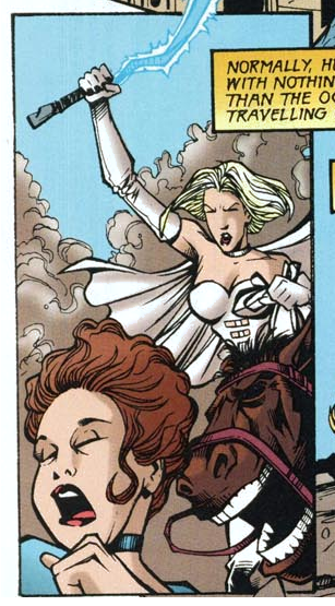 White Whip (Amalgam Universe)