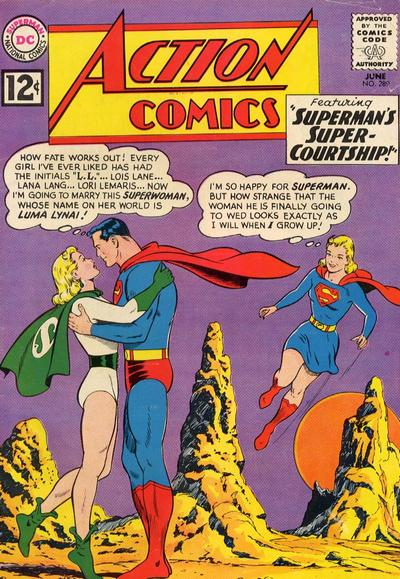 Action Comics Vol 1 289
