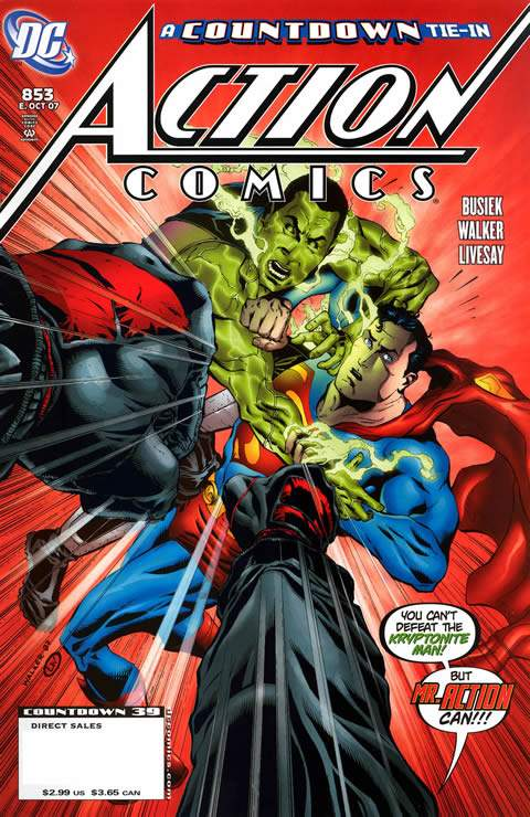 Action Comics Vol 1 853