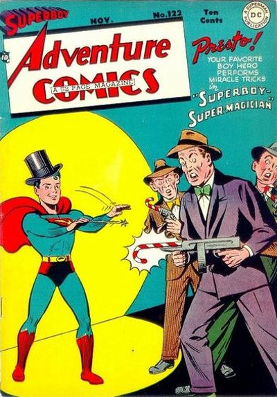 Adventure Comics Vol 1 122