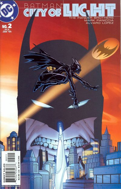 Batman: City of Light Vol 1 2