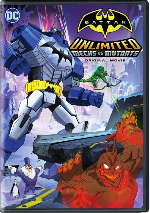 Batman Unlimited: Mechs vs. Mutants
