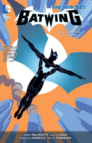 Batwing: Welcome to the Family (Collected)