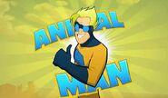 Bernhard Baker Animal Man Shorts 001