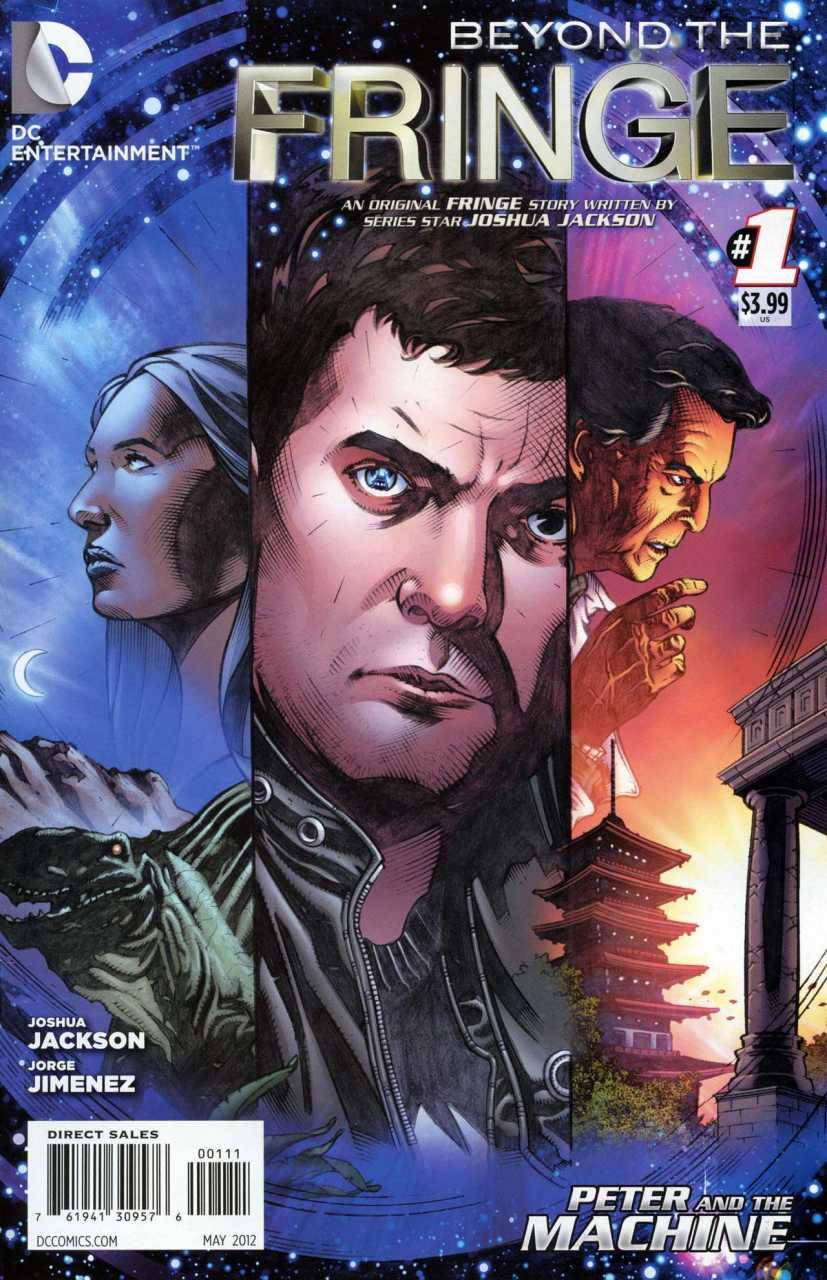 Beyond the Fringe Vol 1 1