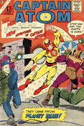 Captain Atom Vol 1 78
