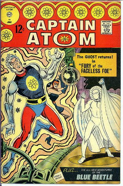 Captain Atom Vol 1 86