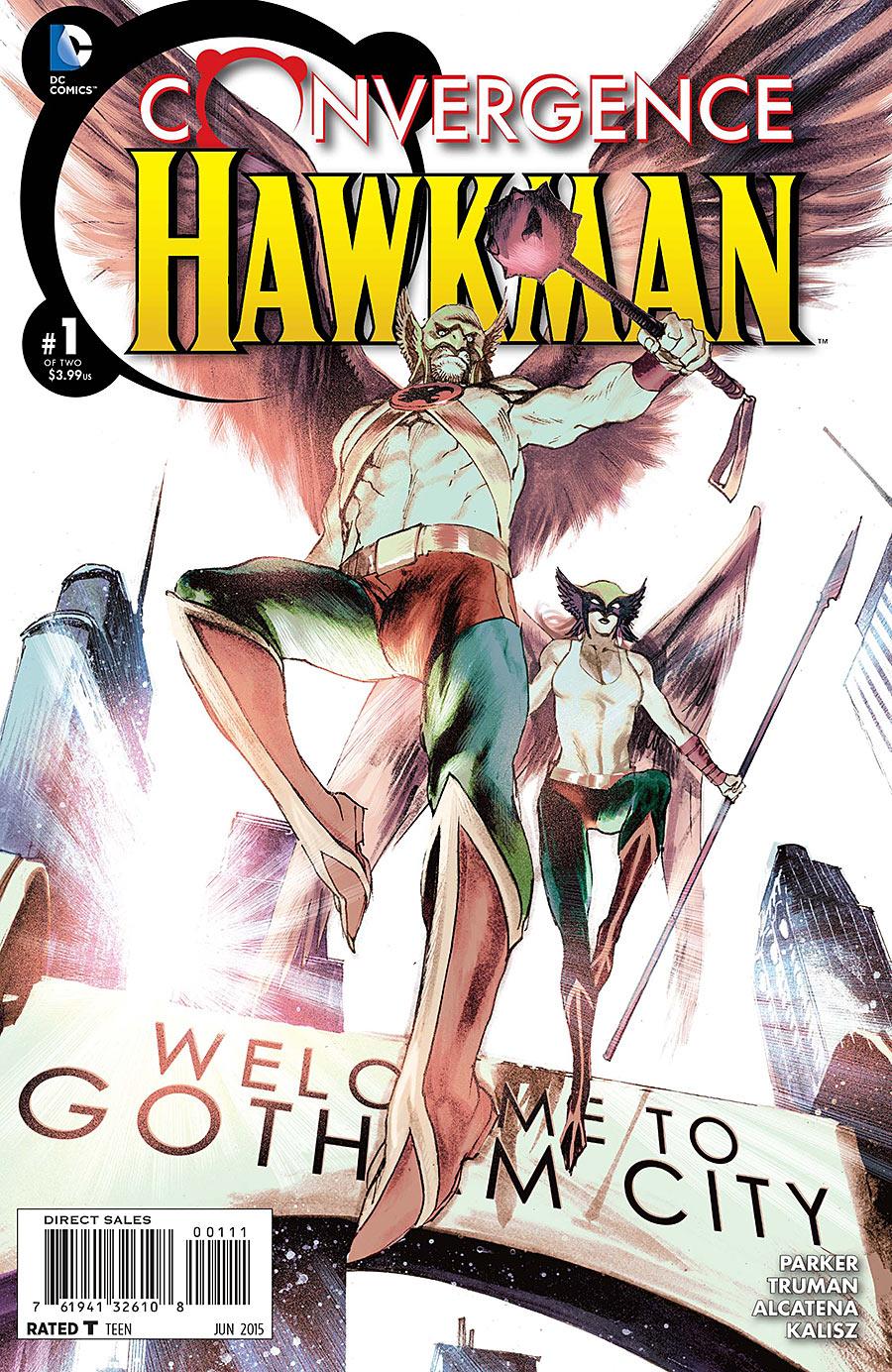 Convergence: Hawkman Vol 1