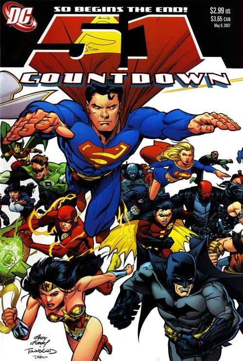 Countdown Vol 1
