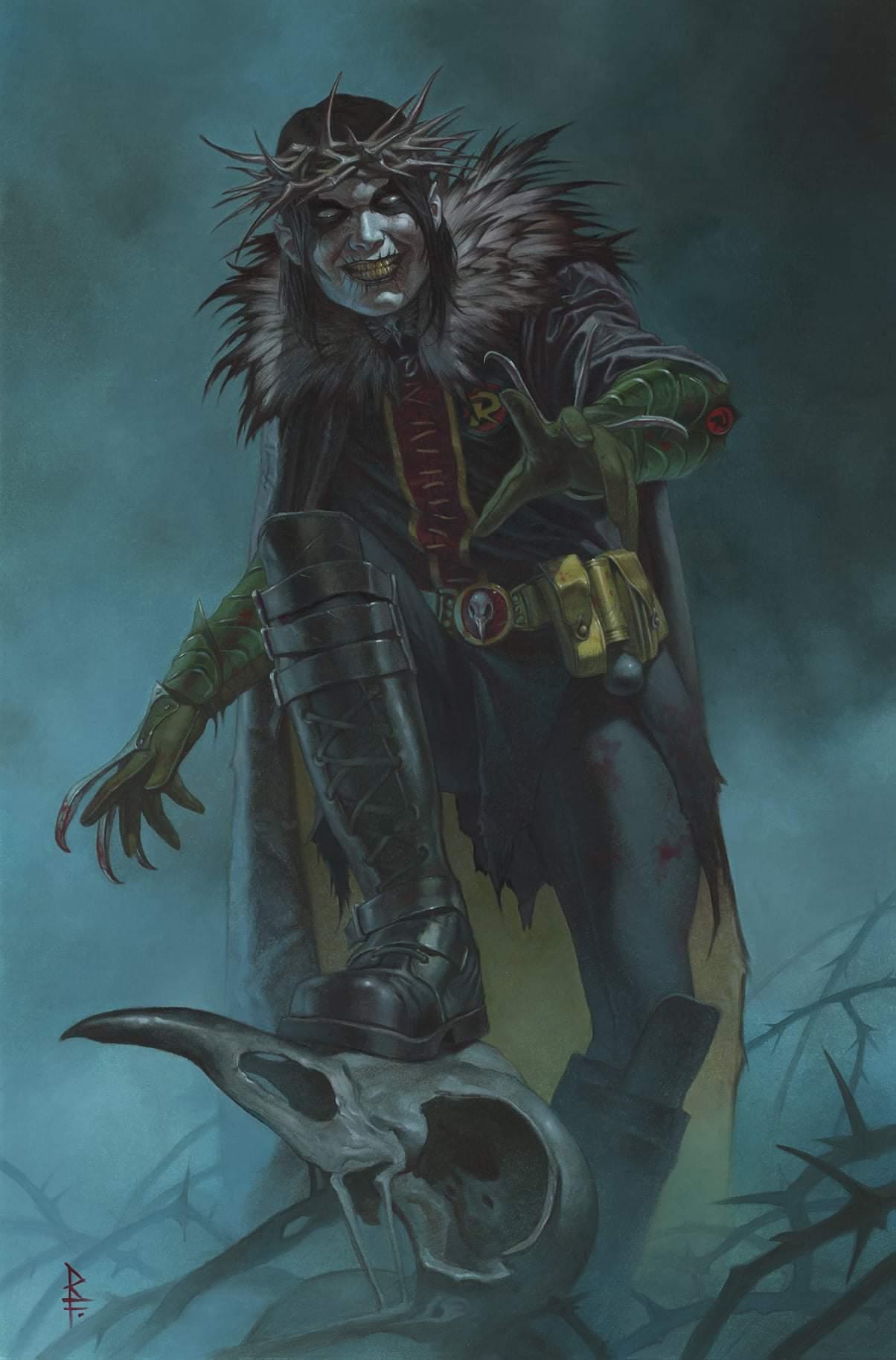 Bruce Wayne (Dark Multiverse: King of Pain)