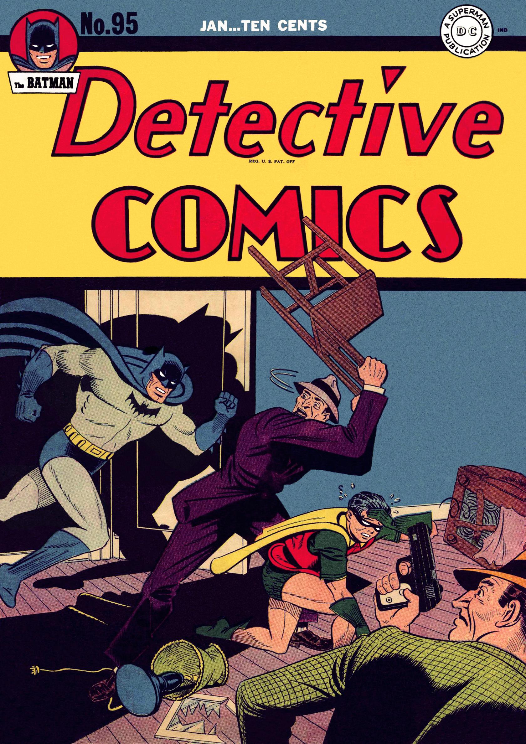 Detective Comics Vol 1 95