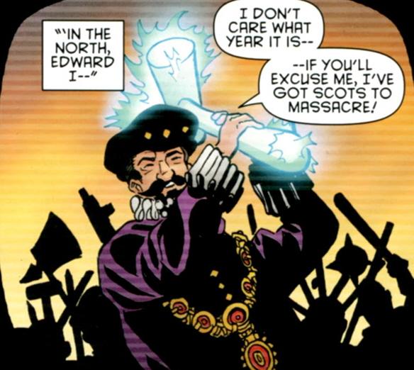 Edward I of England (New Earth)
