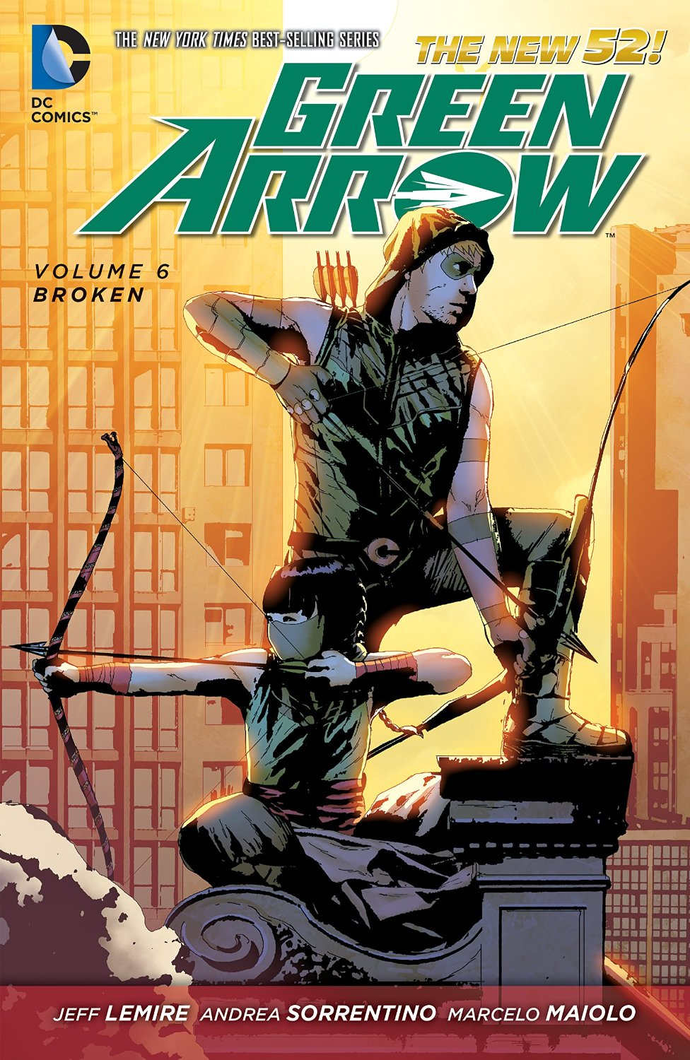 Green Arrow: Broken (Collected)