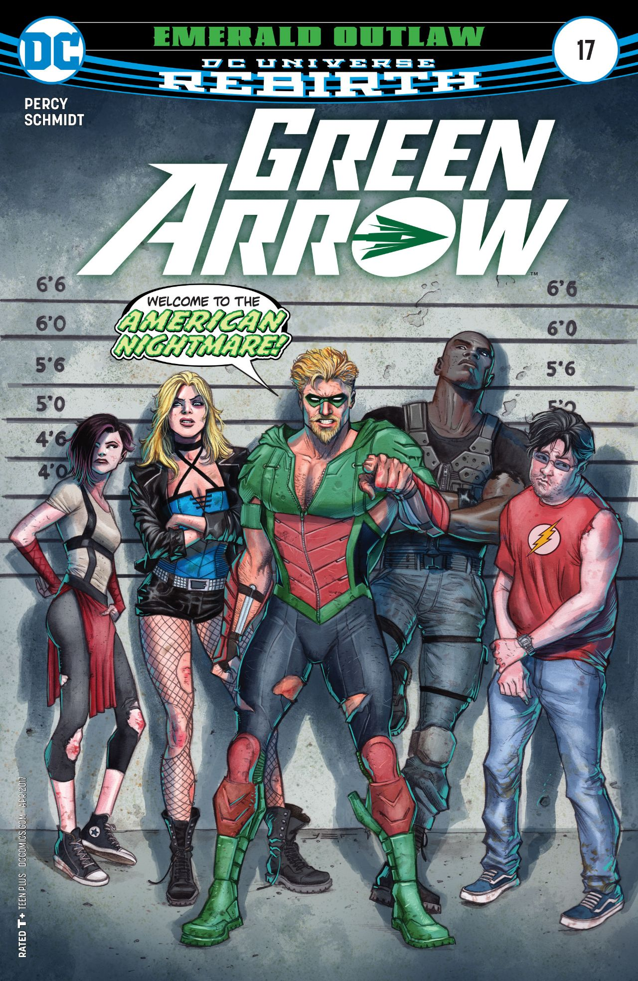Green Arrow Vol 6 17