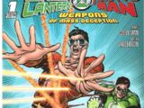 Green Lantern/Plastic Man: Weapons of Mass Deception Vol 1 1