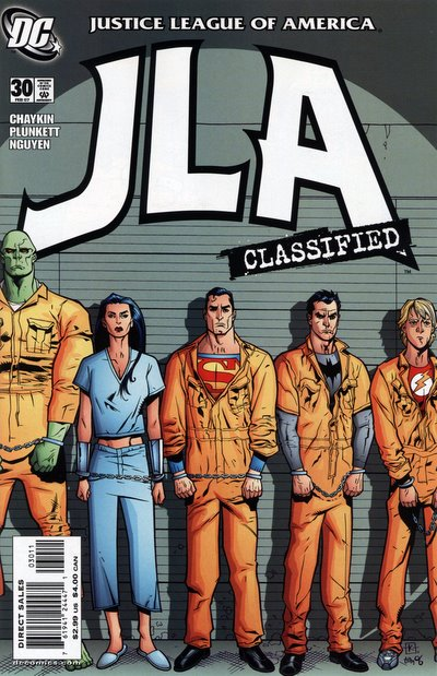 JLA Classified Vol 1 30
