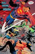 Justice Alliance Arrowverse Earth-D 001