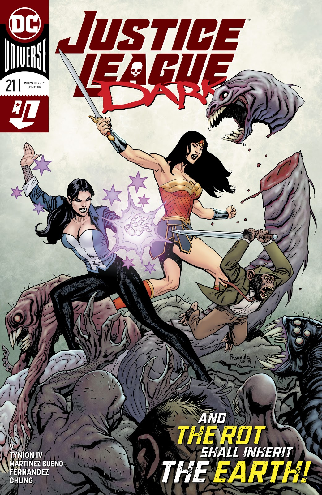 Justice League Dark Vol 2 21