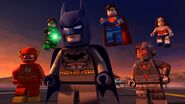 Justice League Lego DC Heroes 003