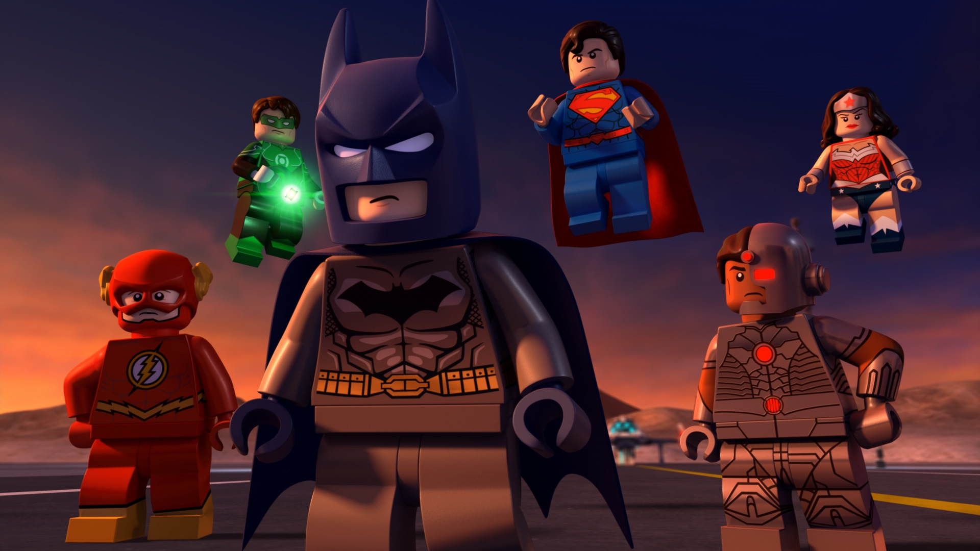 Justice League (Lego DC Heroes)