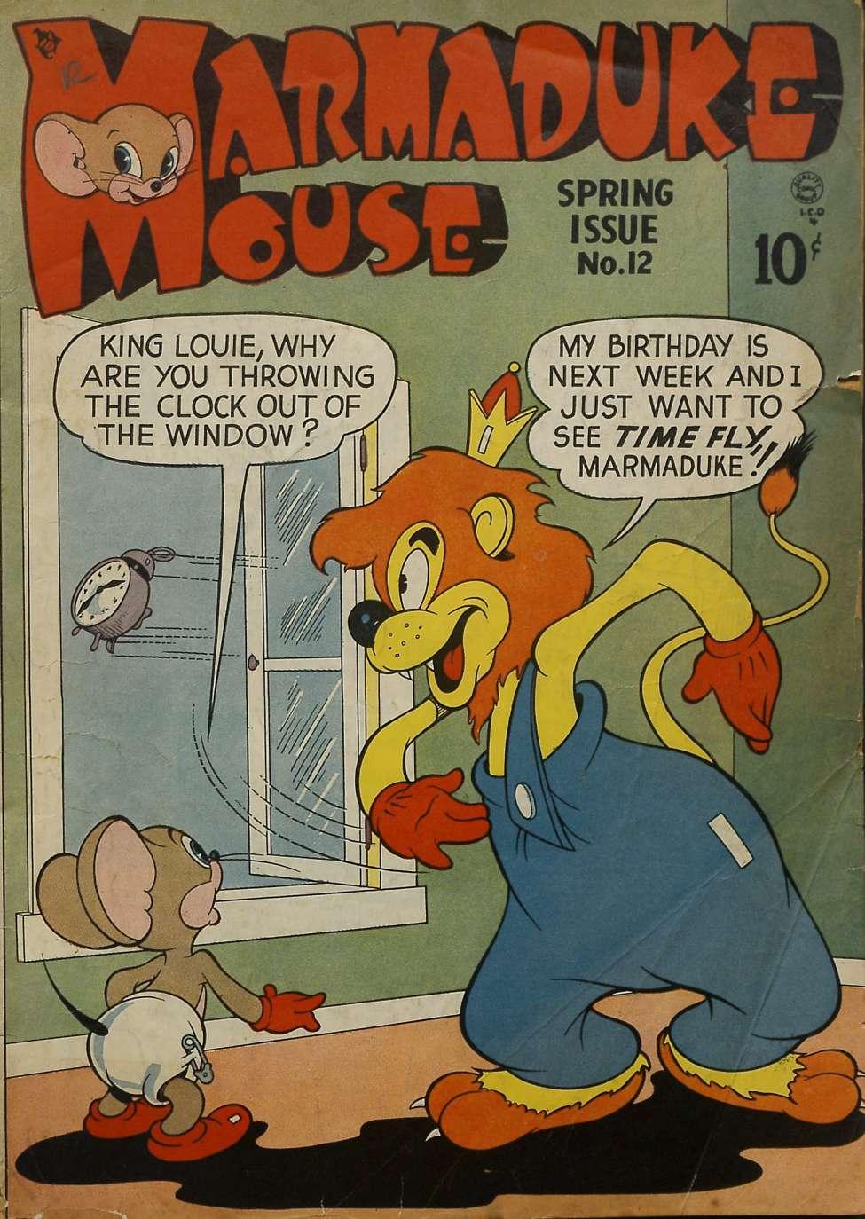 Marmaduke Mouse Vol 1 12