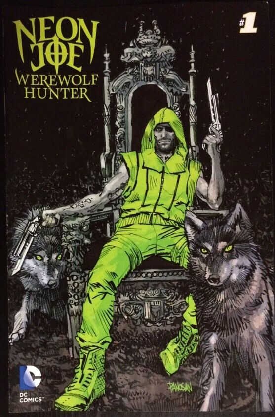 Neon Joe: Werewolf Hunter Vol 1 1