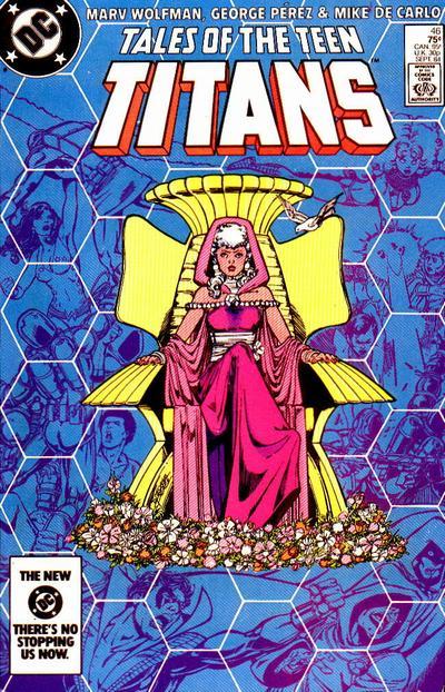 Tales of the Teen Titans Vol 1 46