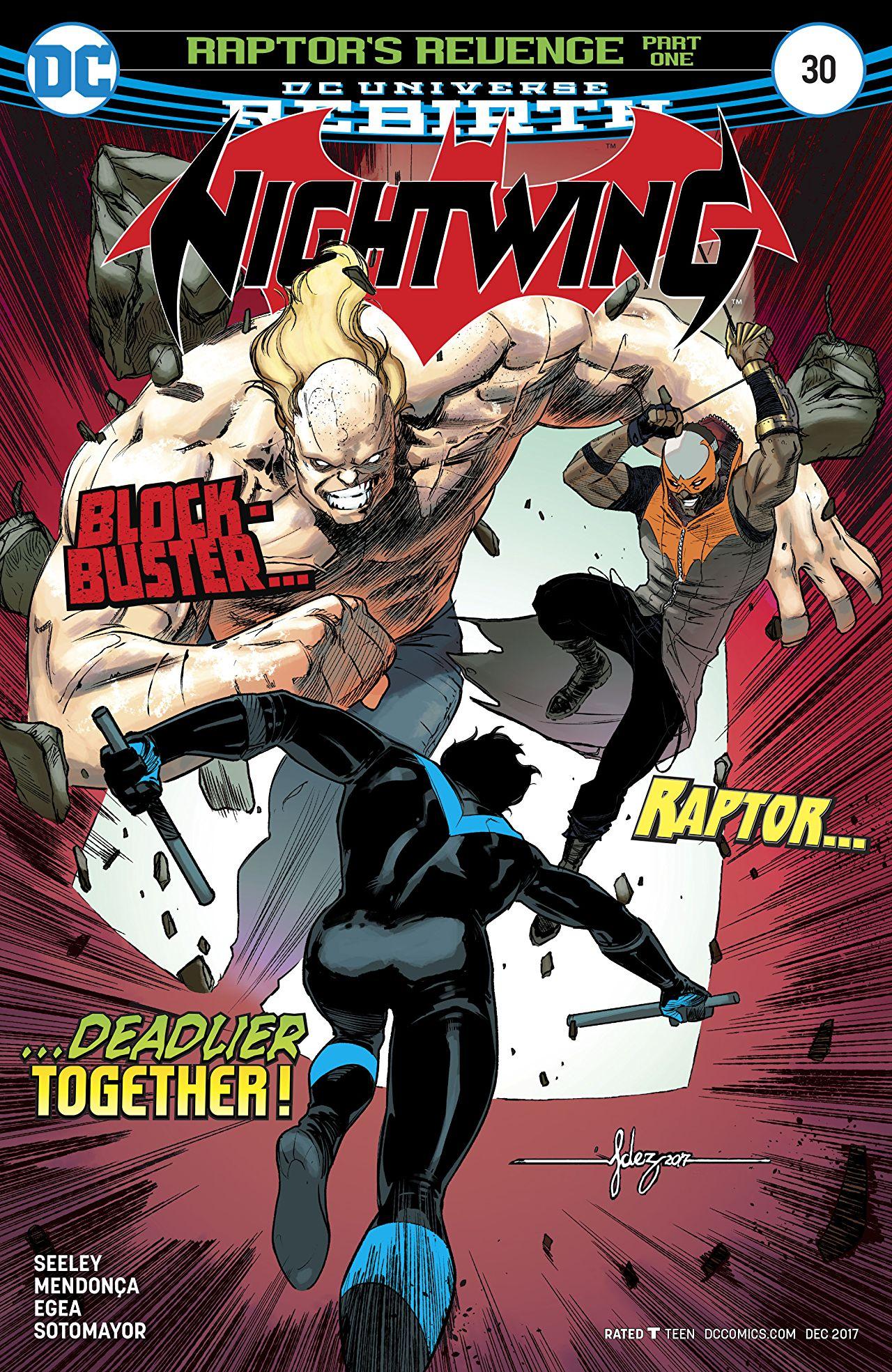 Nightwing Vol 4 30